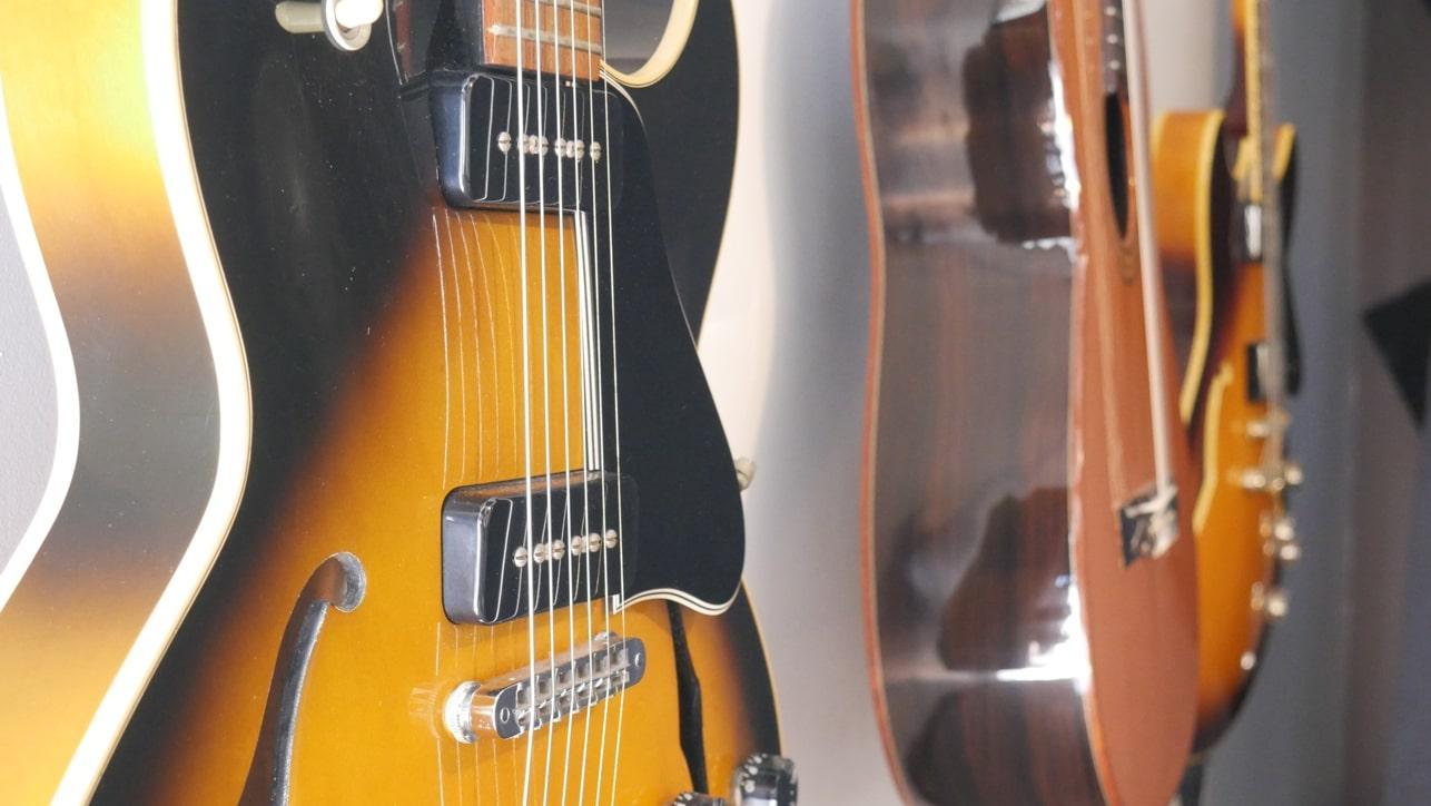 Cours de guitare la verrie