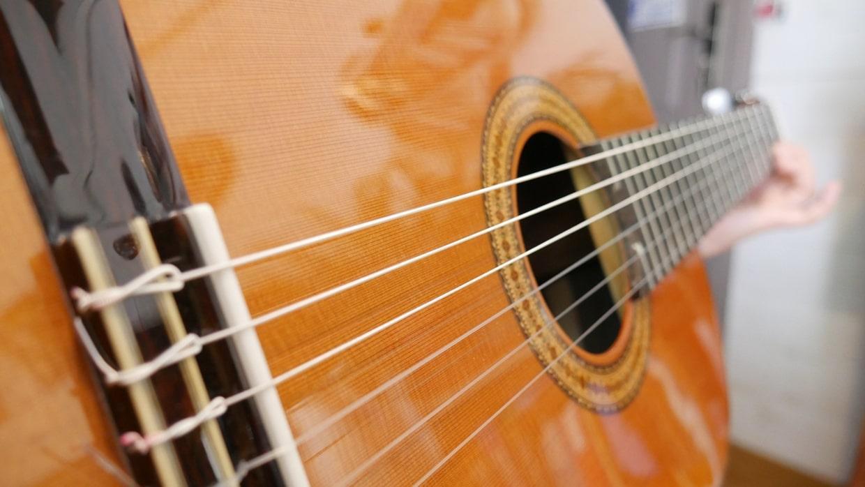 Cours guitare classique vendee