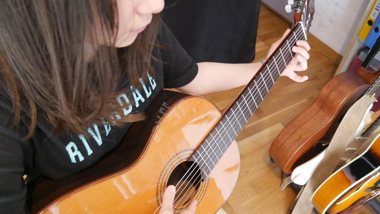 Cours guitare enfants vendee 85