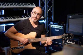 Professeur guitare vendee stephane ramin 86